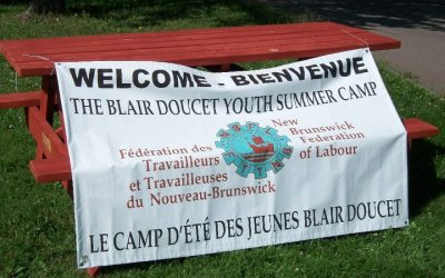 The 2021 Blair Doucet Youth Summer Camp Cancelled due to Covid-19 Outbreak